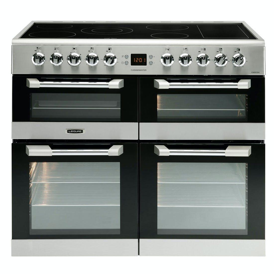 Leisure Cs100c510x 100cm Cuisinemaster Electric Range