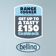 Up To £150 Cashback With Belling!