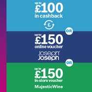 Choose up to £150 in Rewards With Bosch!