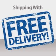 Shipping with Free Delivery!