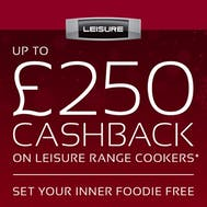 Up To £250 Cashback With Leisure!