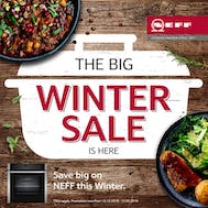 The BIG Neff Winter Sale Now On!