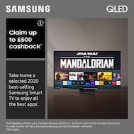 Up To £500 Cashback With Samsung!