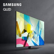 Introducing The New 2020 Samsung QLED Range!