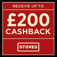 Up To £200 Cashback With Stoves!