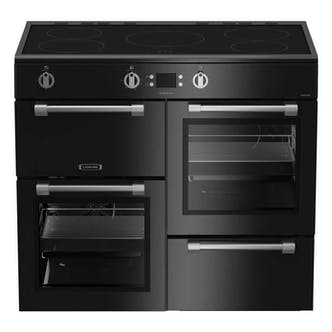 Leisure Ck100d210k 100cm Cookmaster Induction Range Cooker