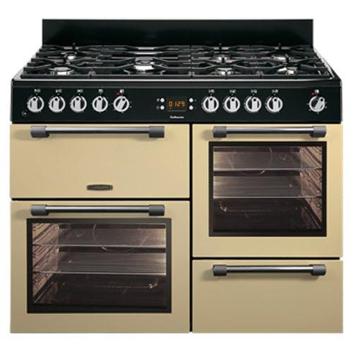 Leisure Ck110f232c 110cm Cookmaster Dual Fuel Range Cooker