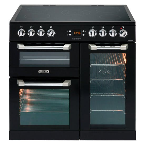Leisure Cs90c530k 90cm Cuisinemaster Electric Range Cooker