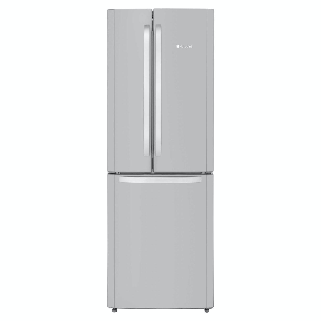 Hotpoint Ffu3d 1x 70cm 3 Door Frost Free Fridge Freezer In