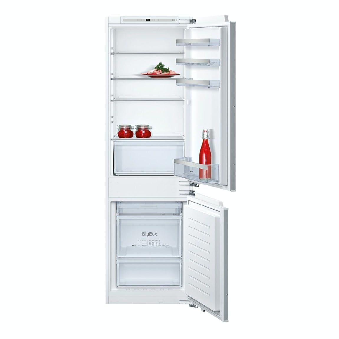 Neff Ki7862f30g Built In 60 40 No Frost Fridge Freezer 1
