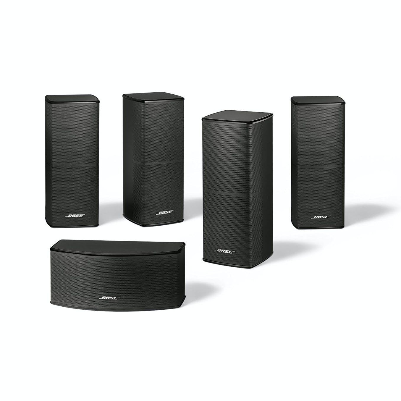 bose ls 600 blk lifestyle 600 home entertainment system in black. Black Bedroom Furniture Sets. Home Design Ideas