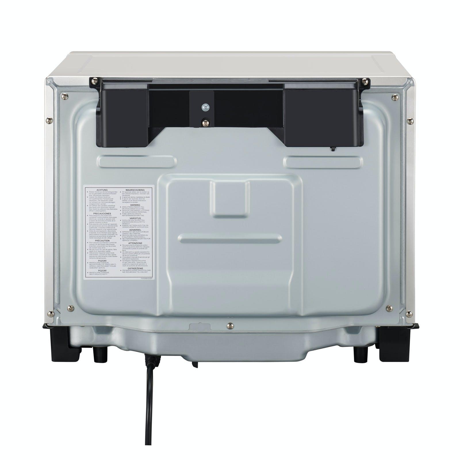 Panasonic Nn Cf87lbbpq Flatbed Combination Microwave Oven