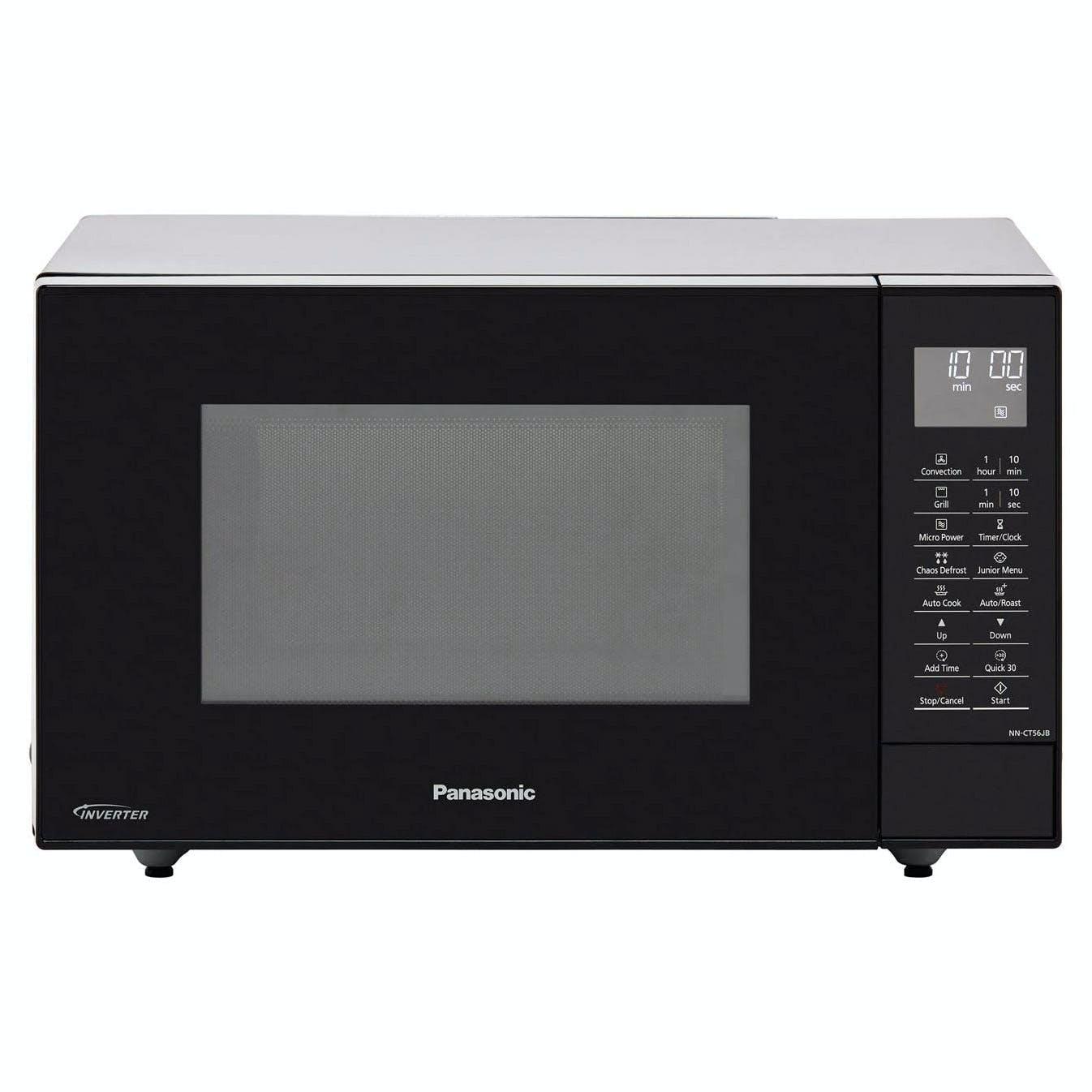 Panasonic NN-CT56JBBPQ Combination Microwave Oven in Black