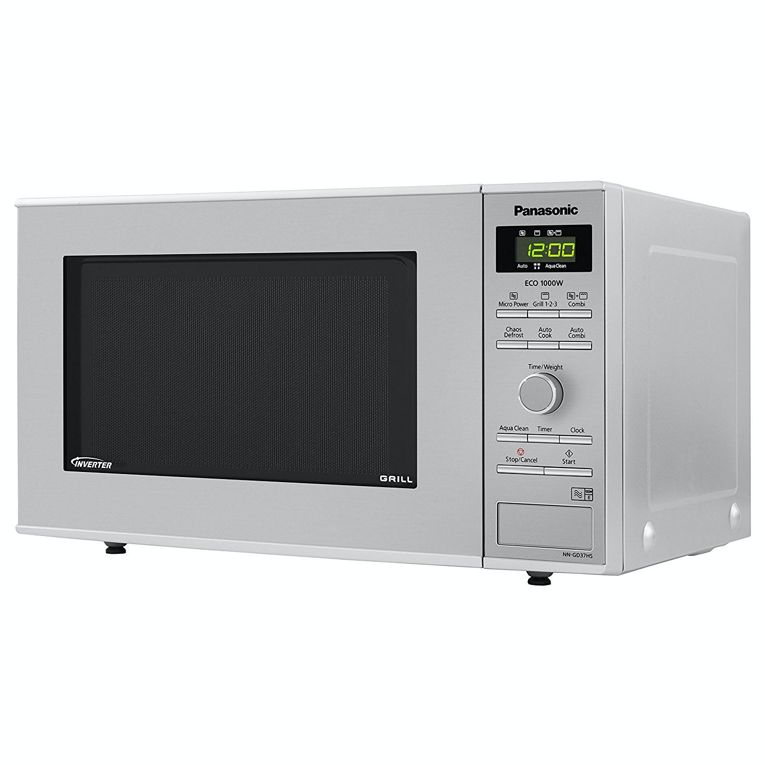 Panasonic Nn Gd37hsbpq Inverter Microwave Oven With Grill