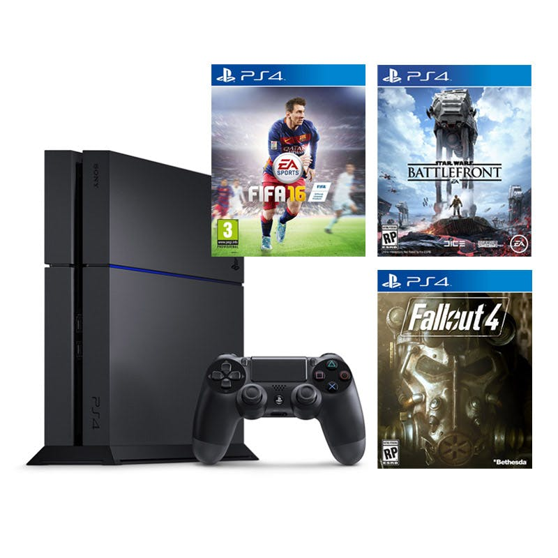 Sony PS4-500GB-SW