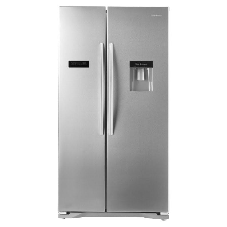 hisense rs723n4wc1 american style fridge freezer in st. Black Bedroom Furniture Sets. Home Design Ideas