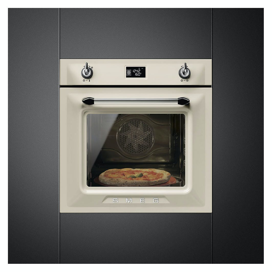 Smeg Sfp6925ppze1 60cm Victoria Built In Pyrolytic Oven In
