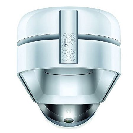 Dyson Tp04 White Pure Cool Link Tower Air Purifier Fan In